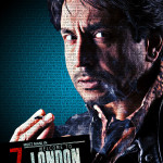 Poster for the film 7 Welcome to London Alternative Asian romantic drama thriller