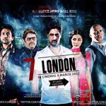 Poster for the film 7 Welcome to London