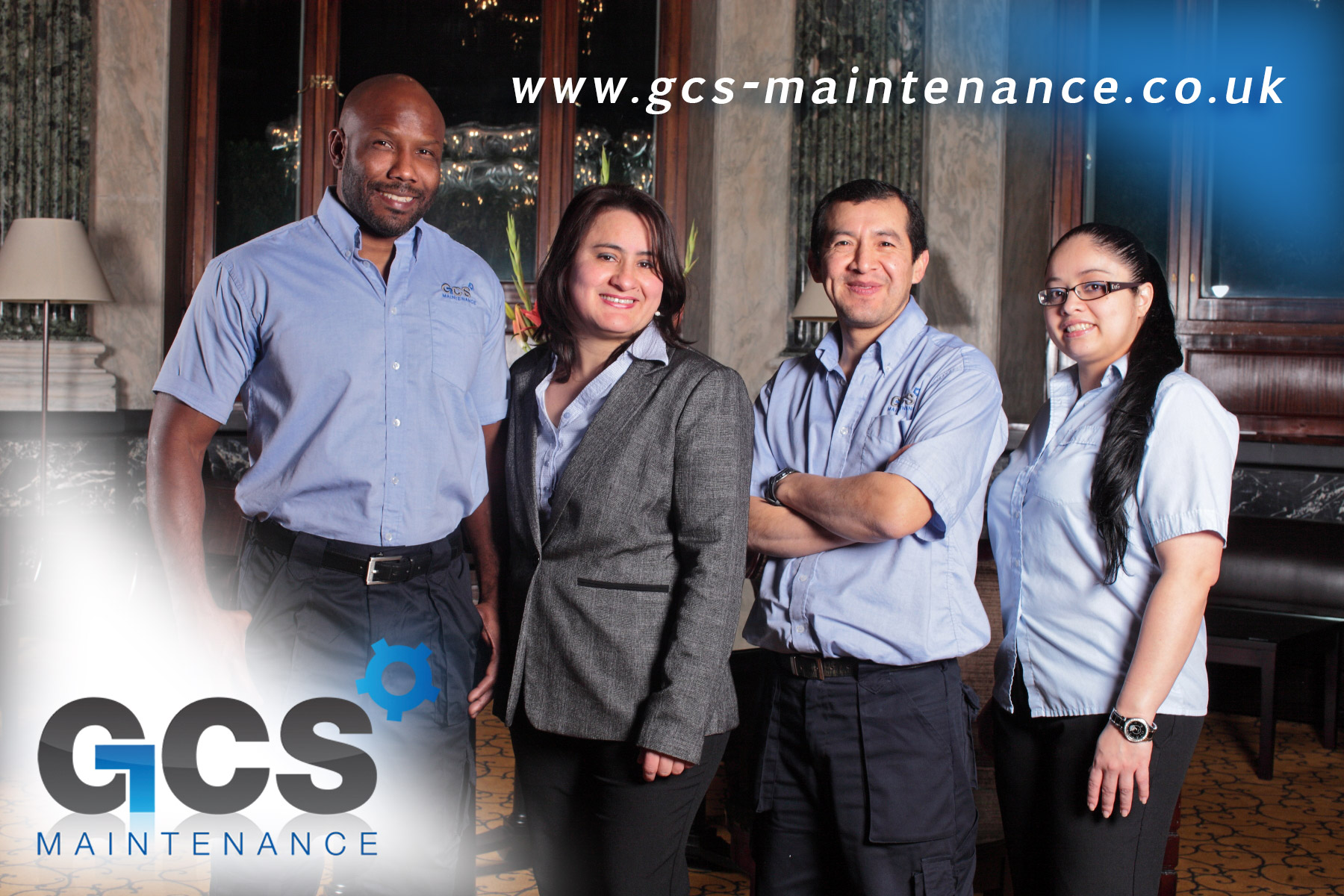 Cleaning Company Manager and Operatives